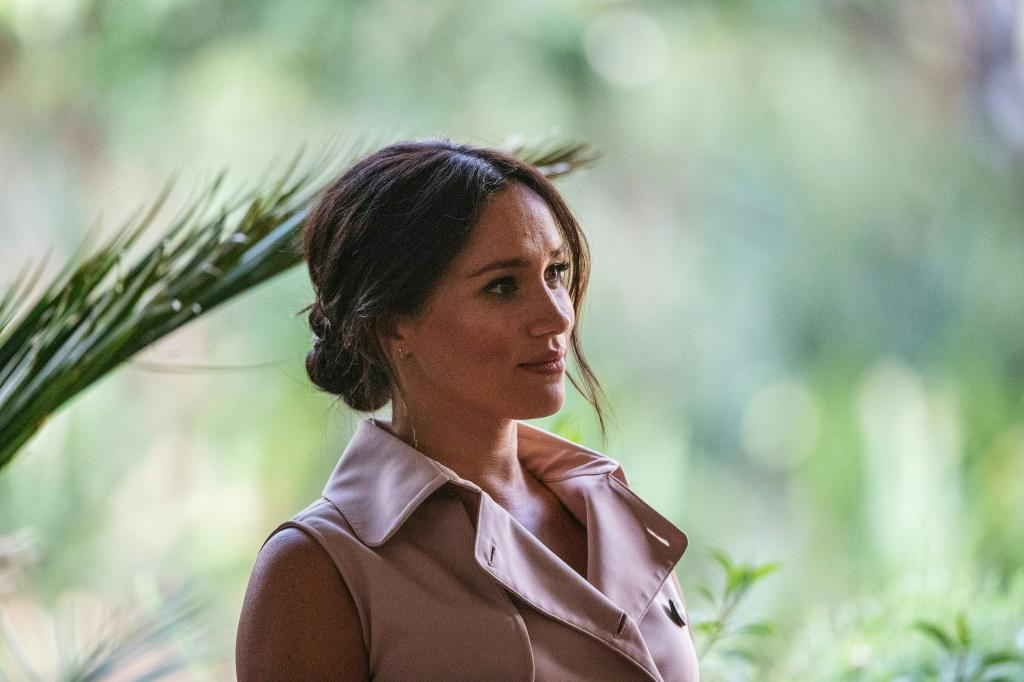 Meghan Markle and her husband Prince Harry quit frontline British royal duties this year and moved to California