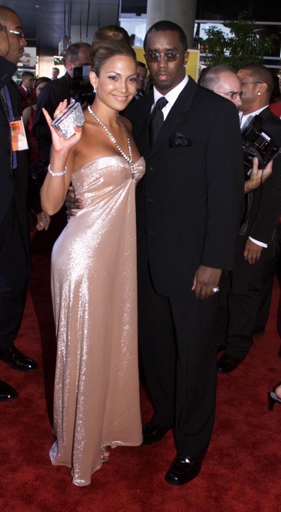 Jennifer Lopez and P-Diddy