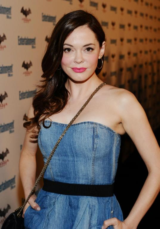 Actress Rose McGowan, pictured at San Diego Comic-Con in 2011, was one of the first women to make public allegations about Weinstein's abuse