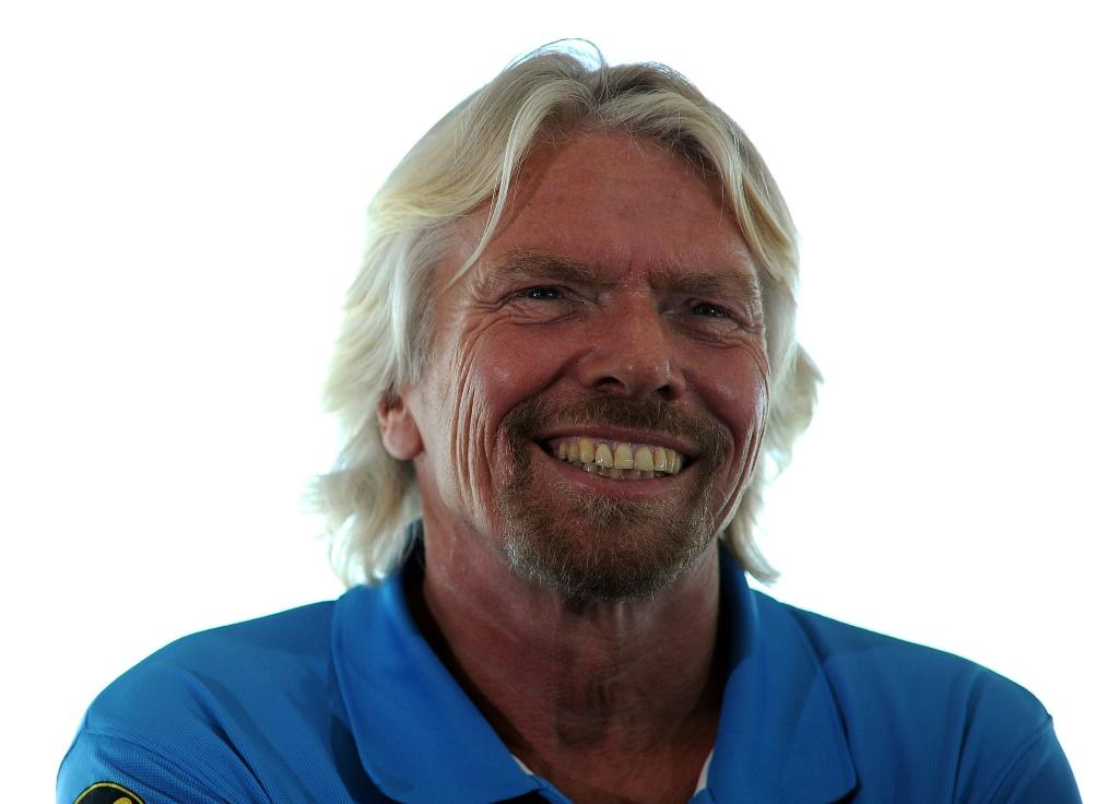 Around the world in a balloon; across the Atlantic in a boat; into space for fun: Richard Branson is nothing if not media-friendly